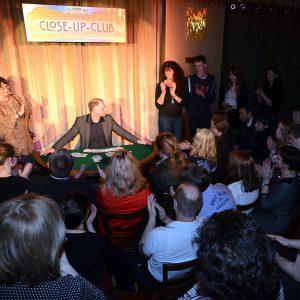 Kleinkunst Theater Zaubershows Zauberkünstler Markus Teubert Leipzig