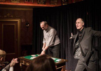Wunder ganz nah Theater Zauberkunst Markus Teubert