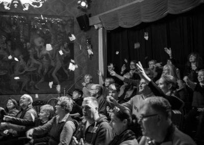 Zaubershow in Leipzig