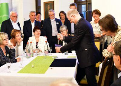 Zaubershow Firmenfeier Leipzig Sachsen